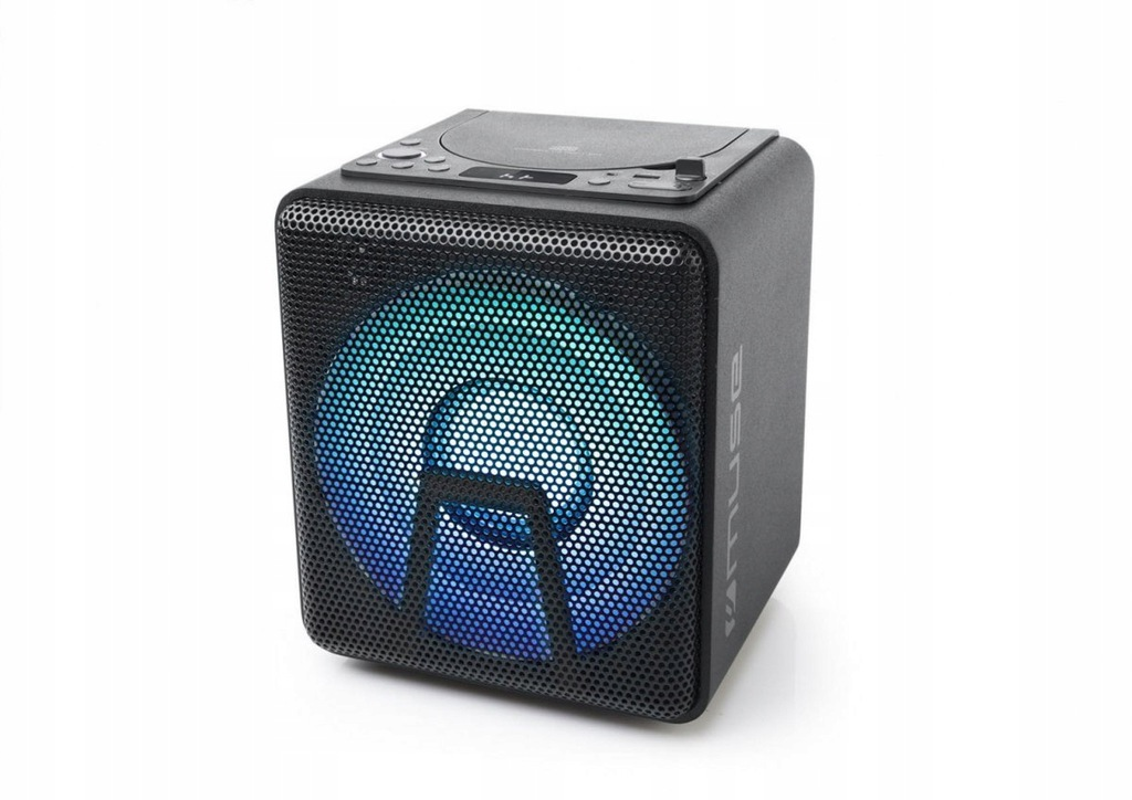 Muse Party Box Speaker With CD M-1918DJ Bluetooth,