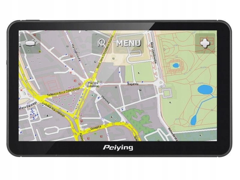 Nawigacja PEIYING Alien PY-GPS7013 + Mapa Europy