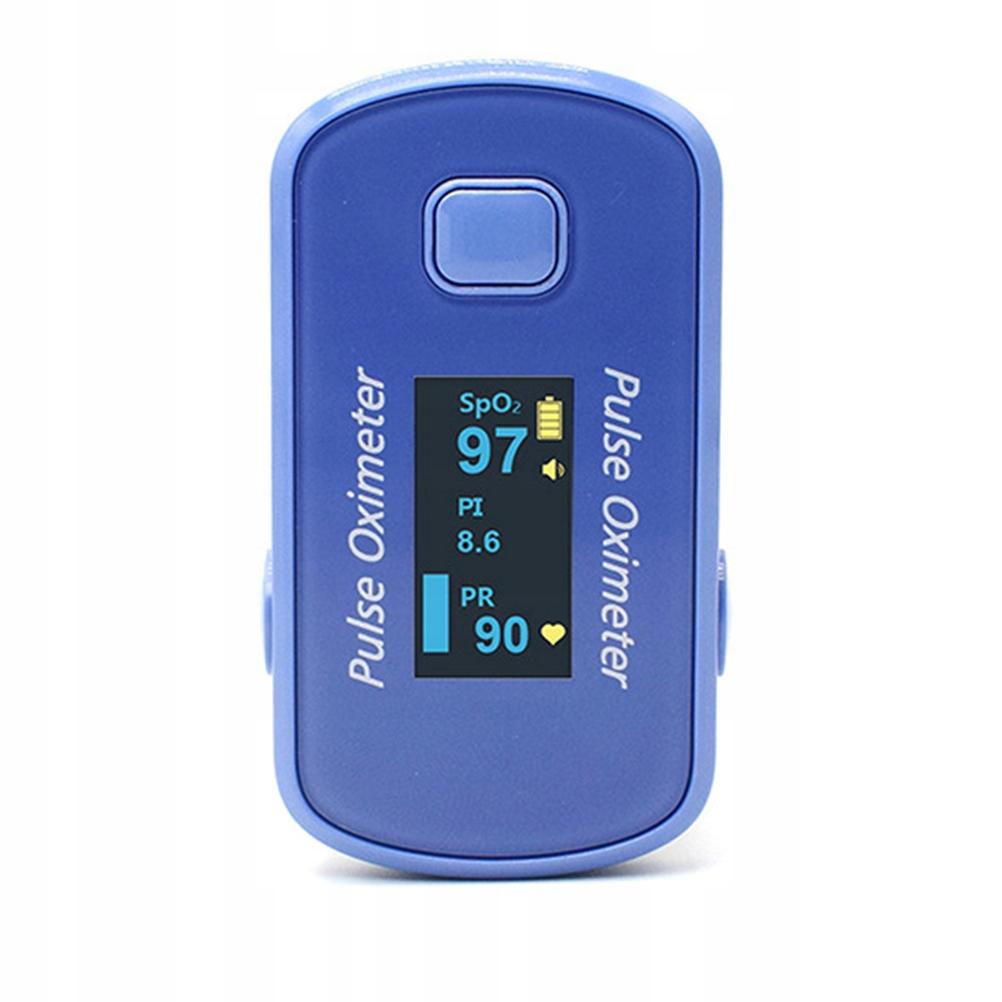 Monitor SpO2 tlenu we krwi Monitor nasycenia tlenu