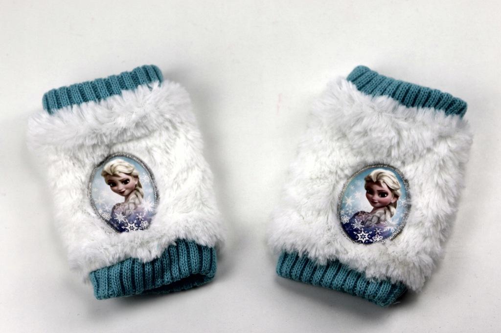 KRAINA LODU Rękawiczki 15cm frozen Disney