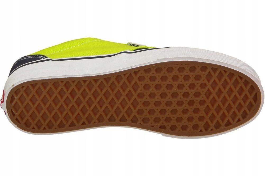 buty sportowe Vans Atwood Canvas V3Z9IMK, dziecięce, Seledynowe