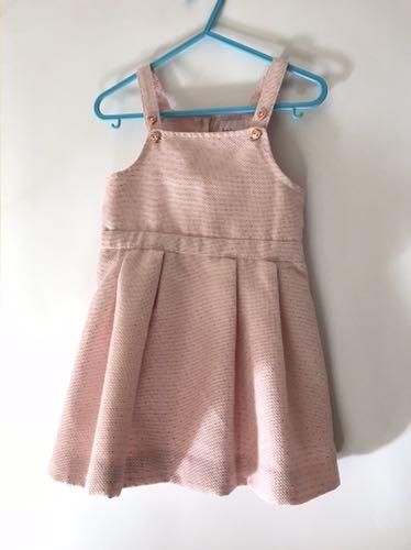 Ted Baker sukienka różowa złota 86 Next zara
