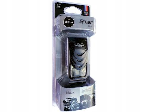 Zapach samochodowy AROMA CAR SPEED - Black