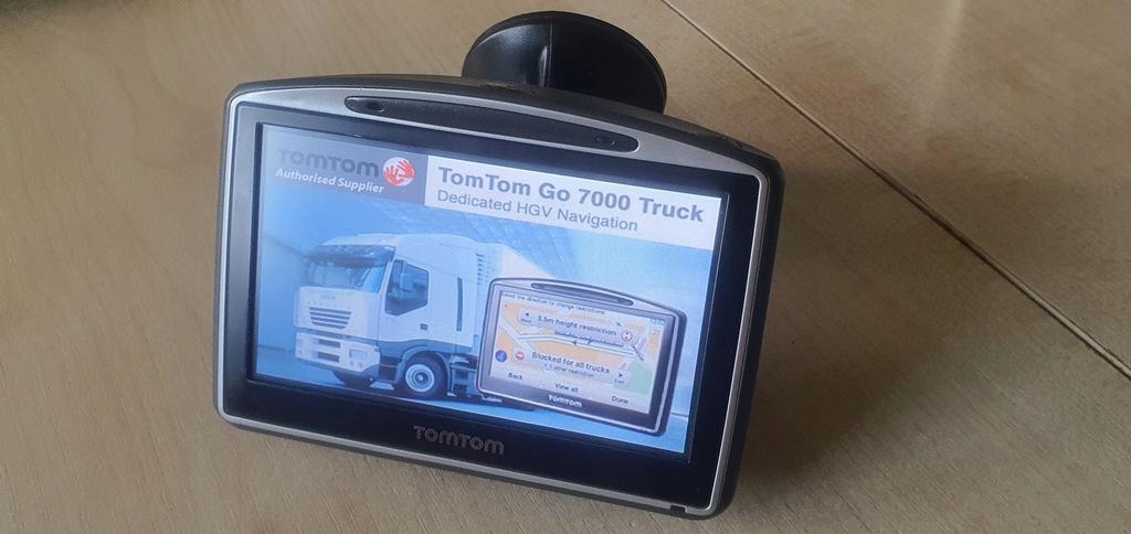 TomTom Truck Eu 2020 + TMC