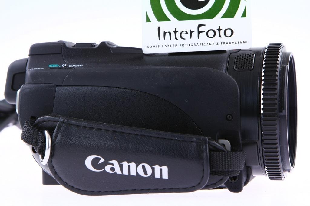CANON Legria HF G10 - TANIO! gwarancja InterFoto