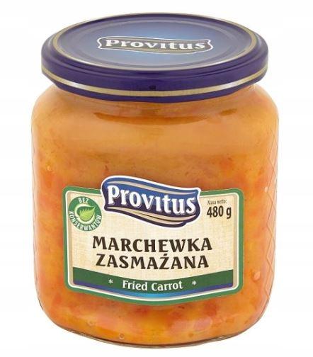 Marchewka zasmażana Provitus 480g