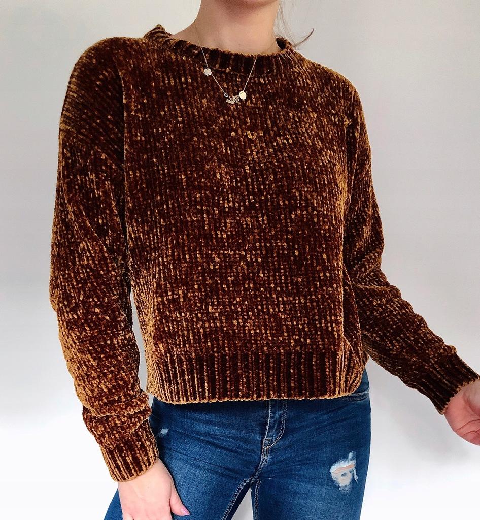 Piękny sweterek New Look rozm. M jak nowy !