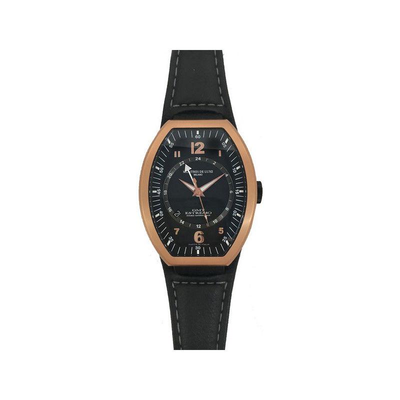 Zegarek Męski Montres de Luxe 09EX-9001 (39 mm)