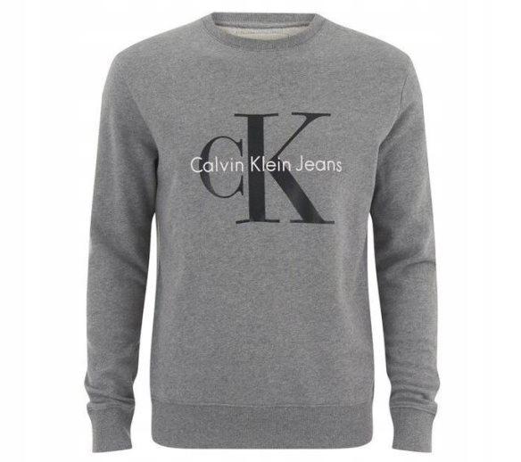 Bluza Calvin Klein XS Mid Grey 100% oryginał