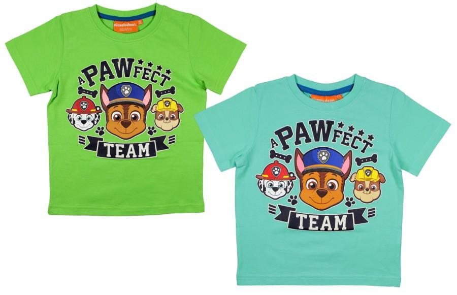 t-shirt koszulka PSI PATROL 92 cm 18-24 m-ce