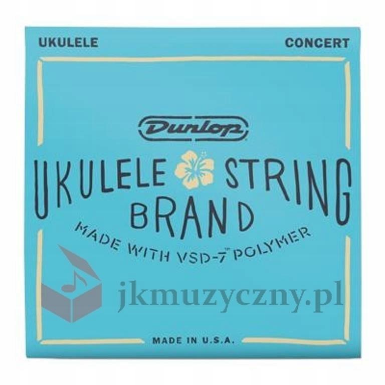 Str.Dunlop do ukulele koncertowego DUQ302