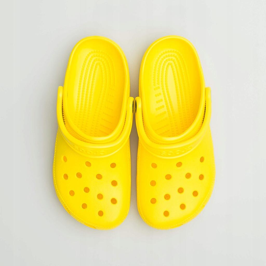 Crocs Crocband Clasic Lemon EU42/43 / 27CM
