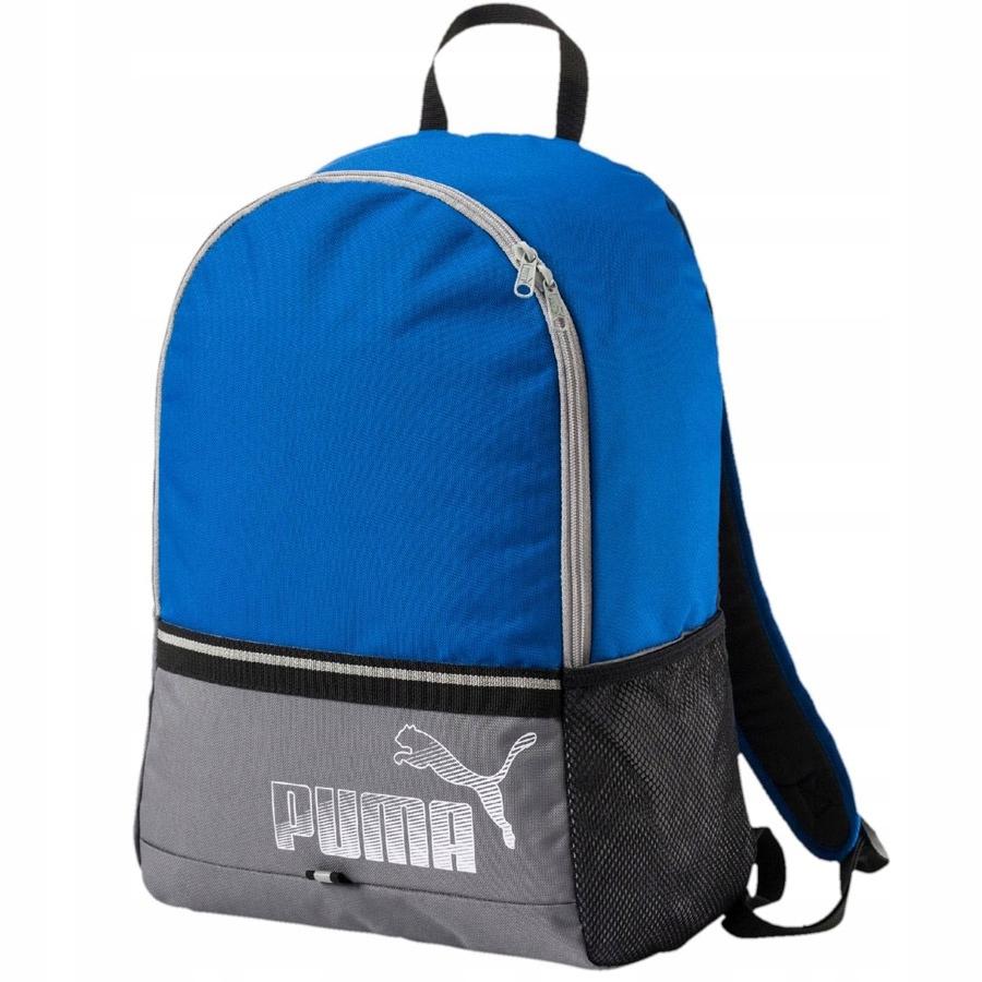 Plecak Puma Phase Backpack II 074413 08 niebieski