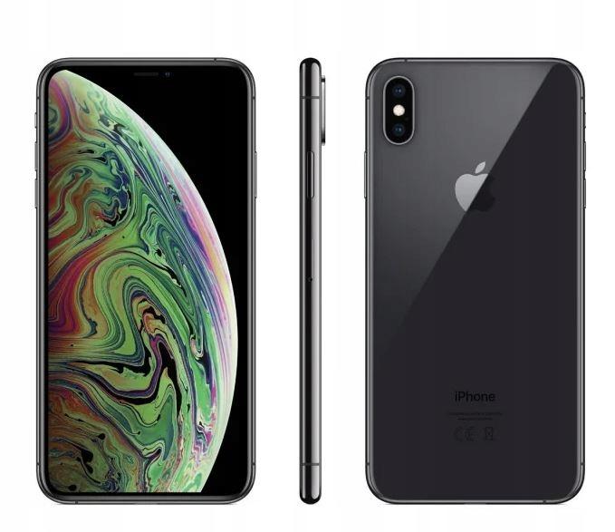 Smartfon iPhone XS Max 4/64 GB Space Grey