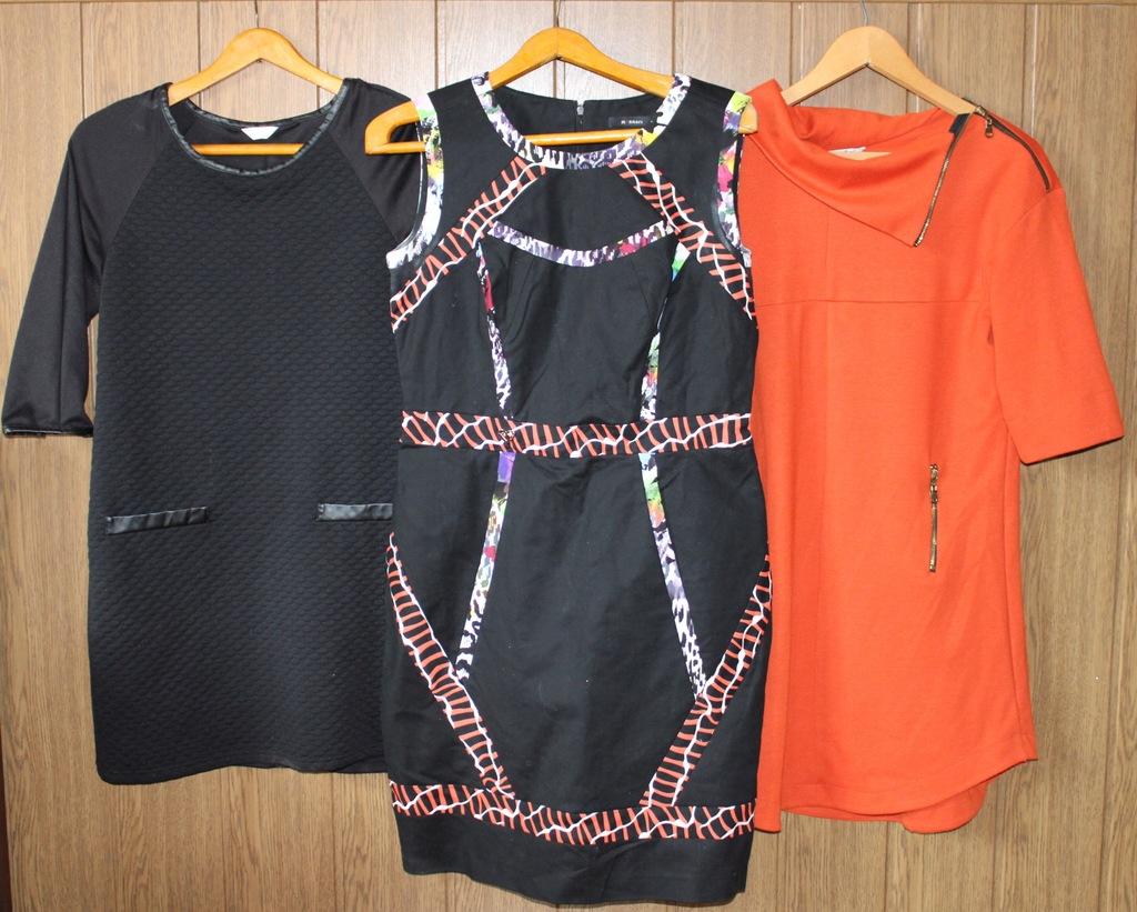 Paka zestaw ubrań z mojej szafy Armani, Monnari