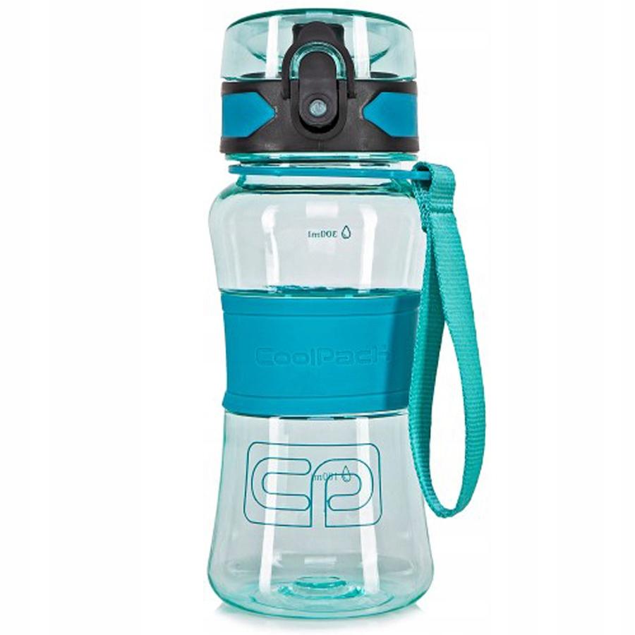 BIDON BUTELKA NA WODĘ Z UCHWYTEM BPA FREE 390 ML