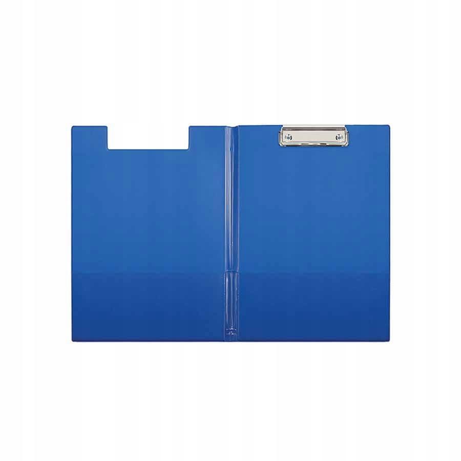 Deska z klipem i okładką Biurfol A4 niebieski