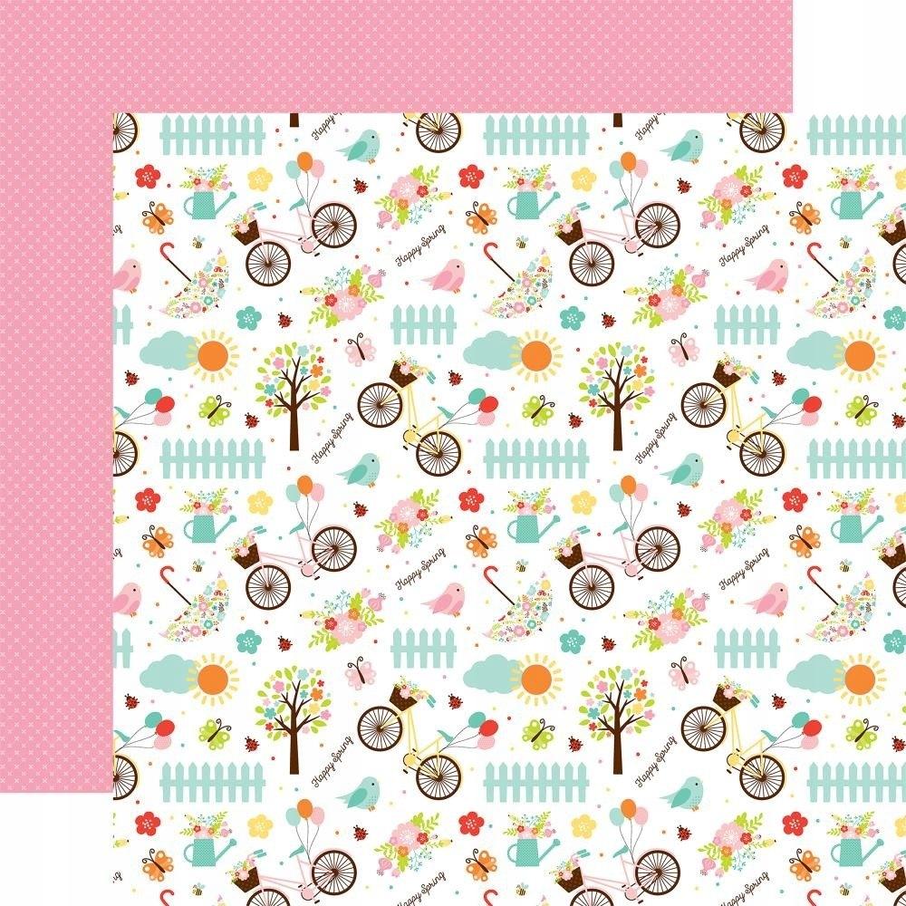 Papier 30x30 - Echo Park - Hello Spring