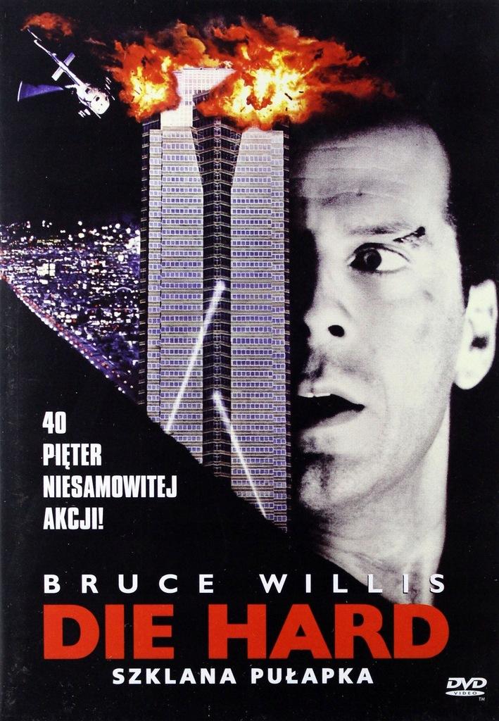 SZKLANA PUŁAPKA [B.Willis] LEKTOR PL [DVD]