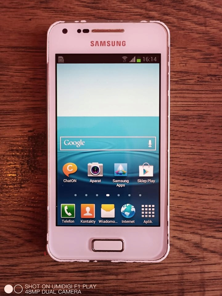 Samsung Galaxy S Advance Nfc Gt I9070p Bialy 8337942054 Oficjalne Archiwum Allegro