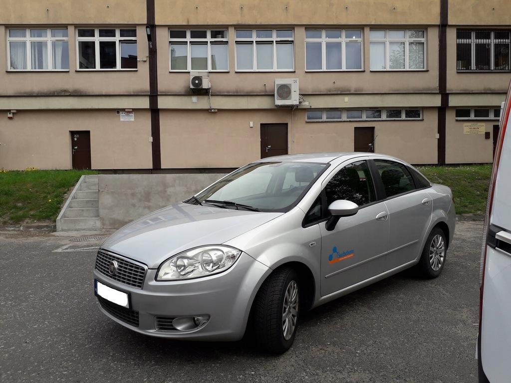 Samochód osobowy Fiat Linea