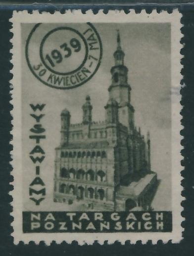 Polska Targi Poznańskie 1939 r