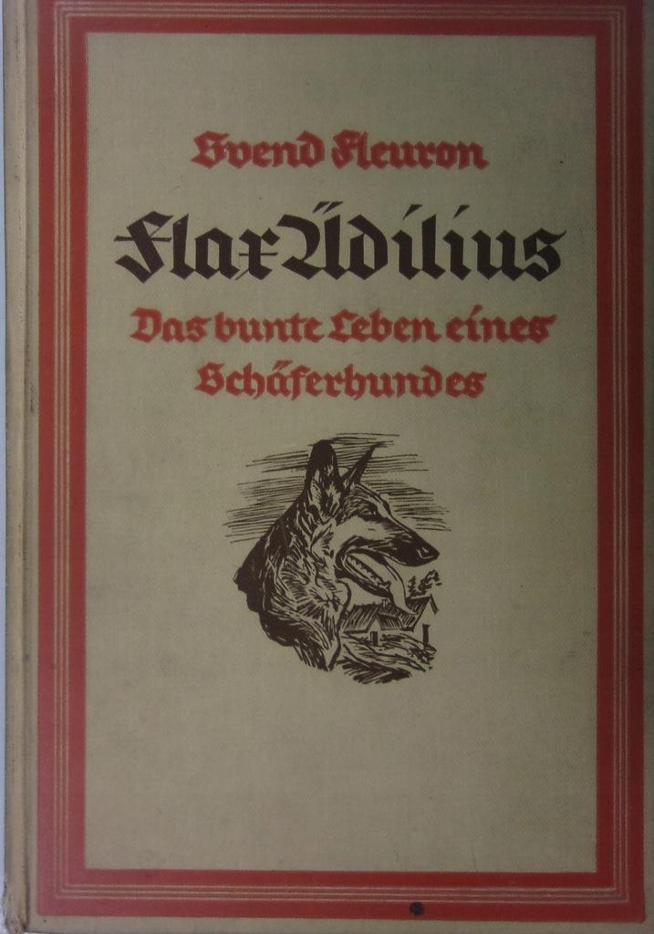 Flax Adilius 1930r.
