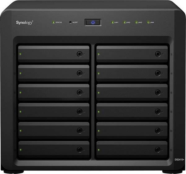 Obudowa serwera NAS Synology DiskStation 12