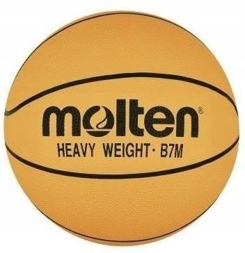 Piłka do koszykówki Molten BM-7 medyczna 1400gr