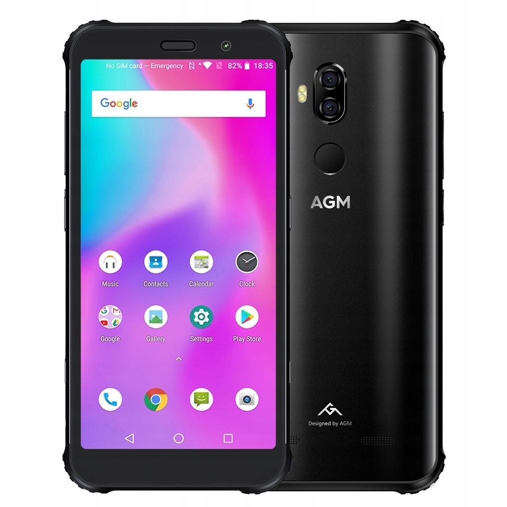 Telefon AGM X3 4G IP68 6/64GB Octa 5,99''