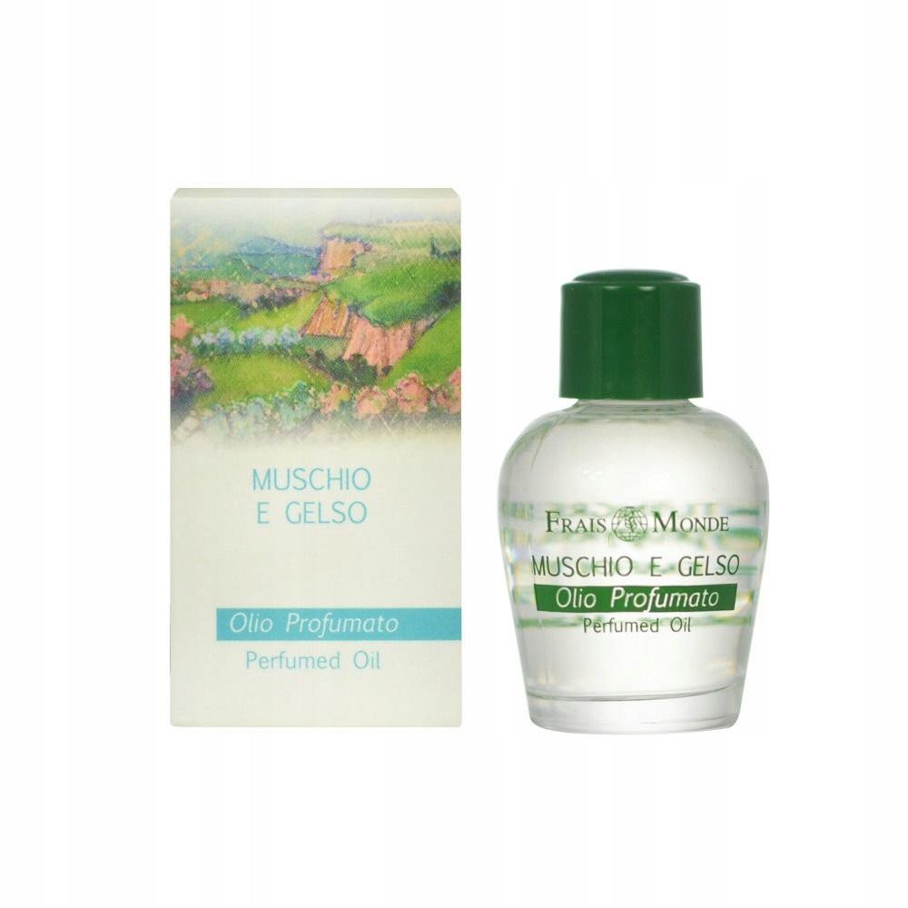 Frais Monde Musk And Mulberry Olejek perfumowany