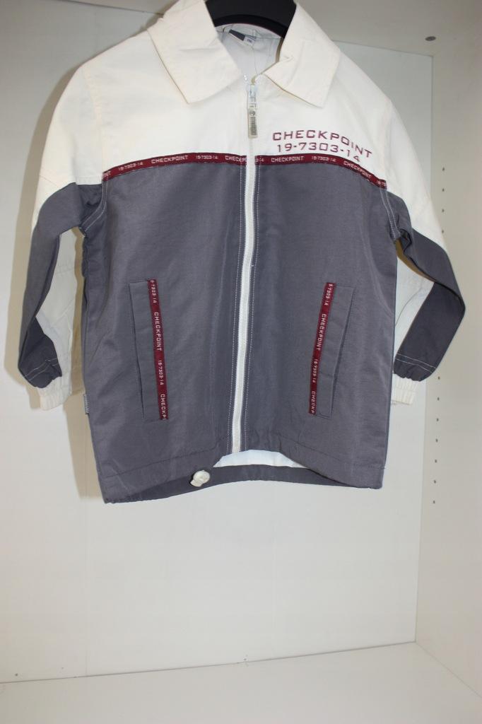 Coccodrillo 134 lekka jesienna kurtka chłopięca