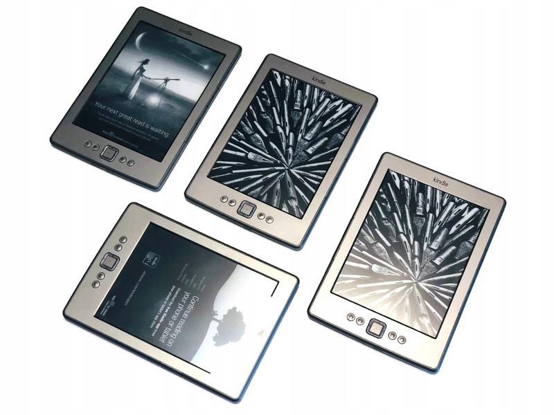 IDEALNY Amazon Kindle 4 D01100 CLASSIC eBook eINK