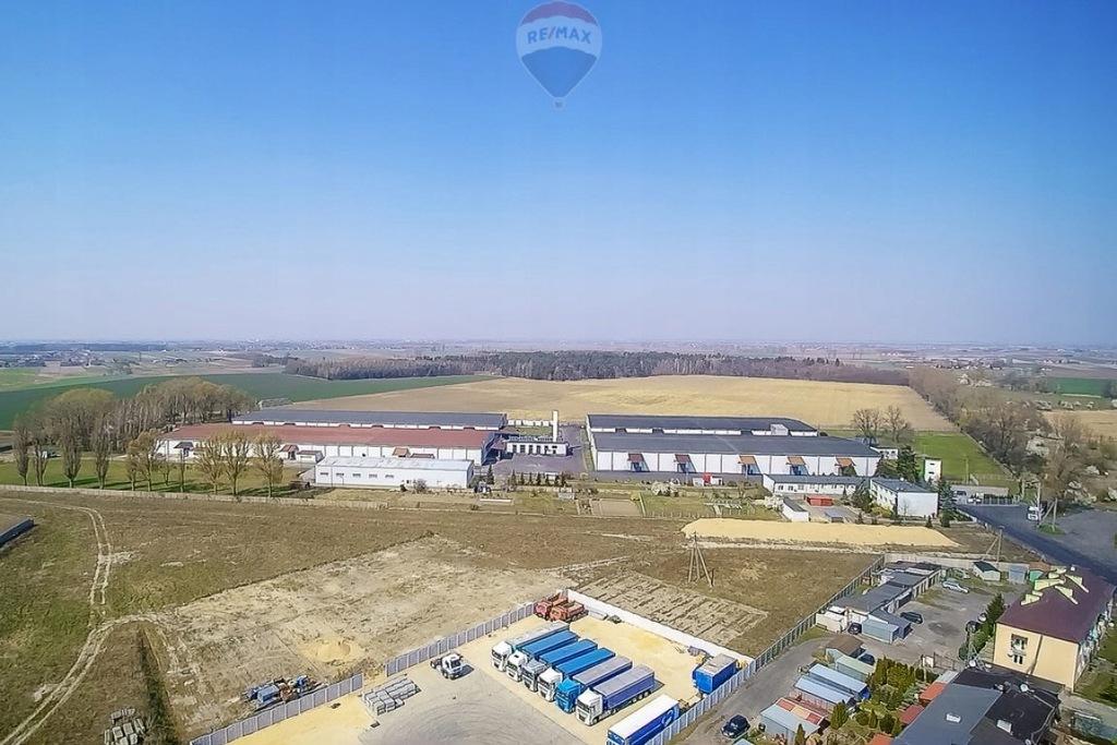 Działka, Leśmierz, Ozorków (gm.), 32221 m²