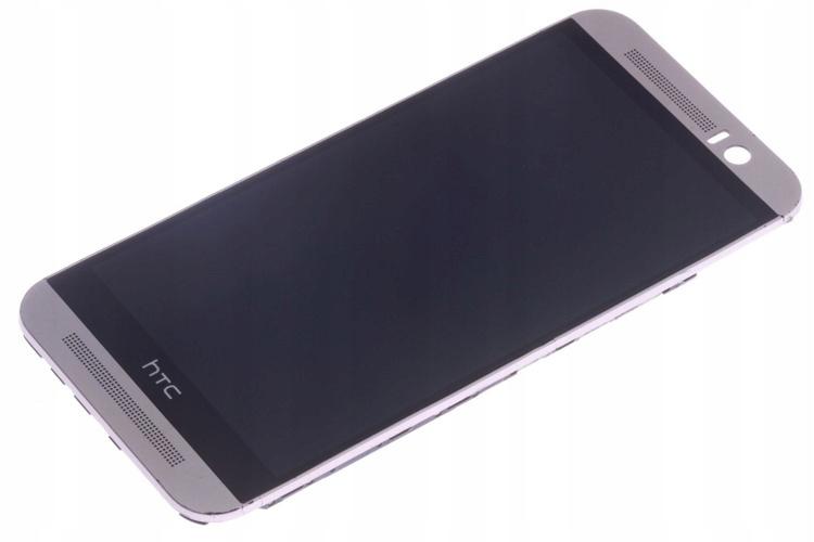 ORYGINALNY WYŚWIETLACZ LCD DOTYK HTC ONE M9 SILVER