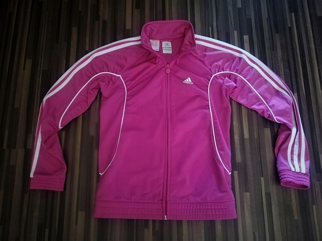 Bluza treningowa ADIDAS Pink EDITION!Rozm.164