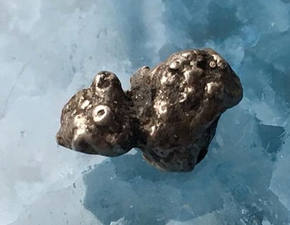 Gwiazdka z nieba Kosmiczny Ślimak Meteoryt+CERTYF