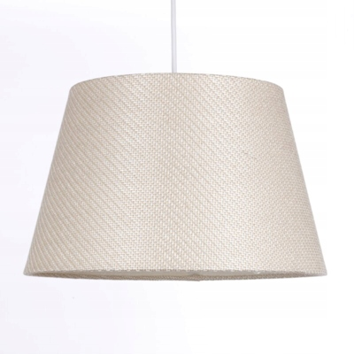 K LIVING ABAŻUR DO LAMPY BEŻOWY 36 X 21 CM 1 SZT