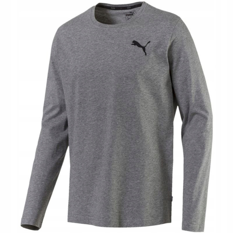 Koszulka Puma Essentials No.1 Logo LS Tee M 851772