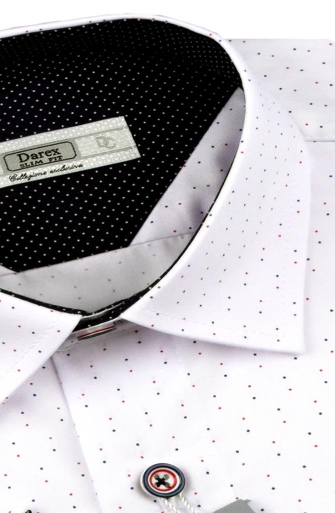 DAREX koszula męska 01 slim FIT 176182 *43* 8433223487
