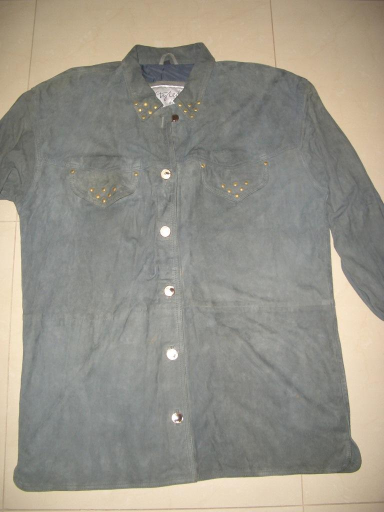 Koszula damska welur naturalny 8489148047 oficjalne