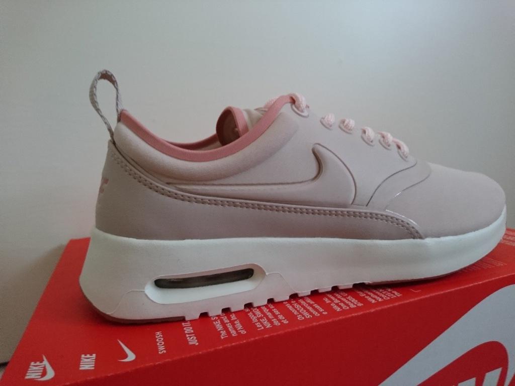 PROMOCJA Nike air max thea ultra premium róż 39
