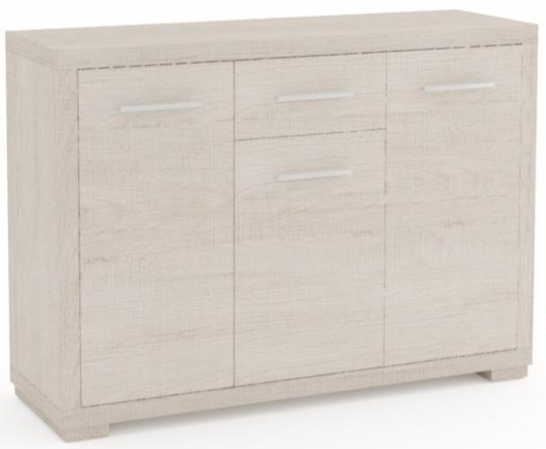 VEGAS V6 KOMODA SZUFLADA santana szafka 127,5 cm