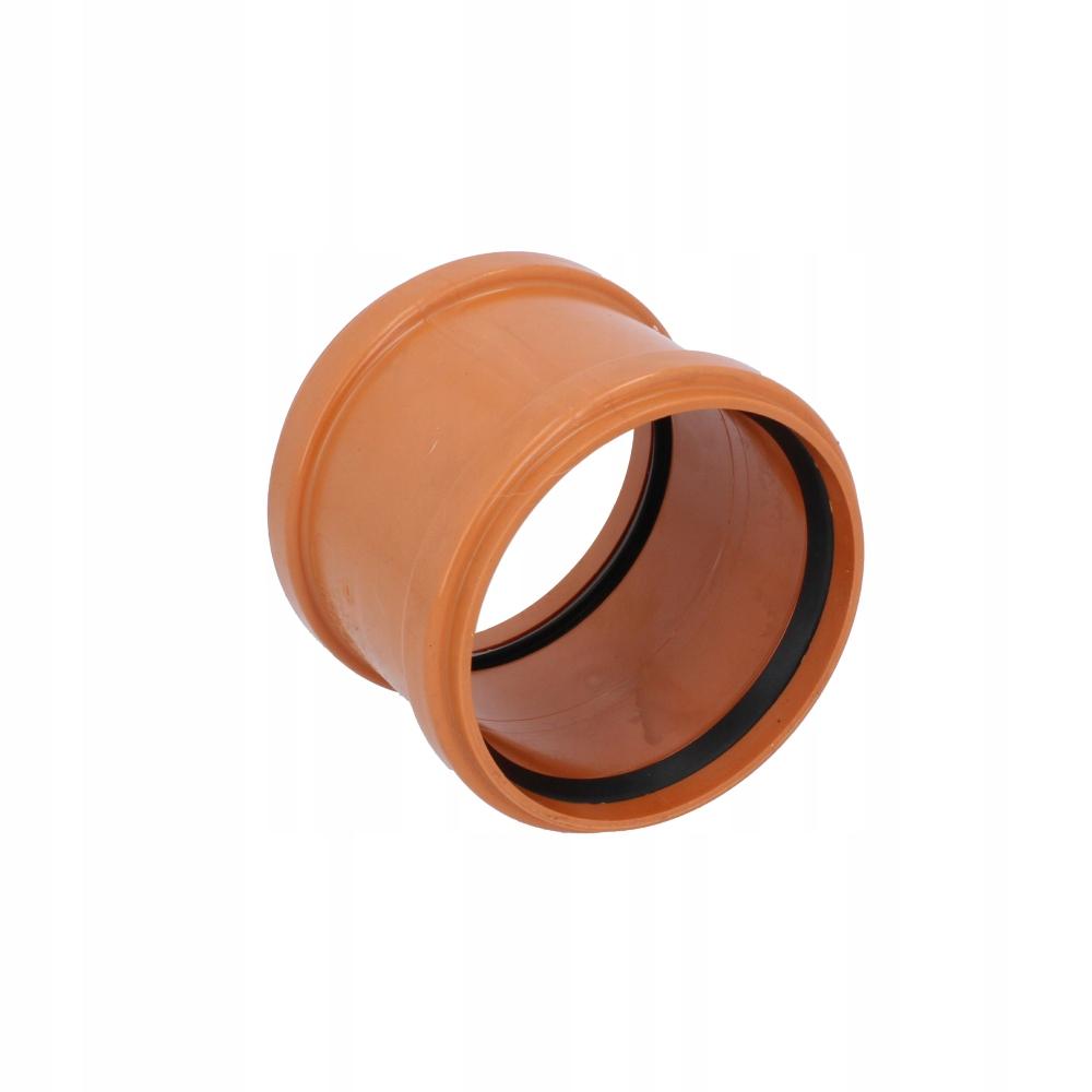 Nasuwka 110 mm rury kanalizacyjnej rura PCV PVC