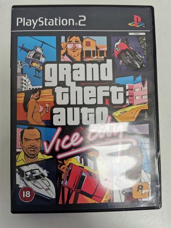 GTA VICE CITY PS2 OKAZJA!!!