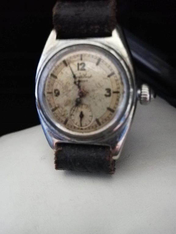 Antique - CORTEBERT Sport-Prawie 100 letni zegarek