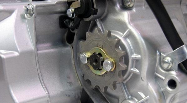 SILNIK 4T 125 cc JUNAK OGAR ZIPP ROMET PROMOCJA