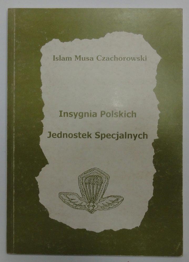 Insygnia Polskich Jednostek Specjalnych