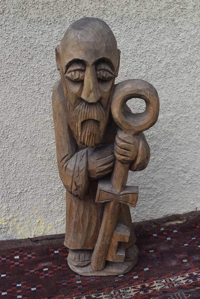 rzeźba Św. Piotr