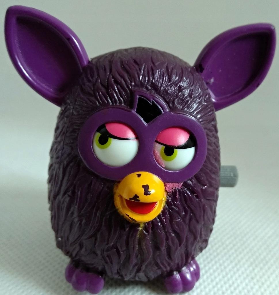 Furby - nakręcana figurka / Hasbro